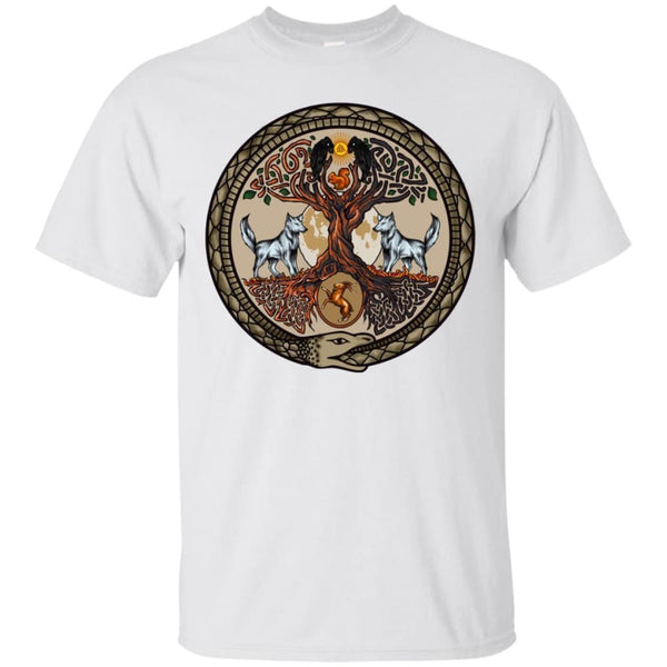 Yggdrasil Shirt - The Moonlight Shop