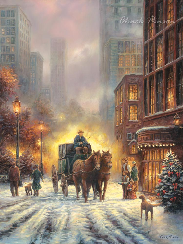 ORIGINAL - Carriage Ride