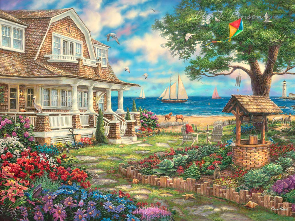 Sea Garden Cottage