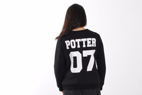 Potter '07 Crewneck Sweater