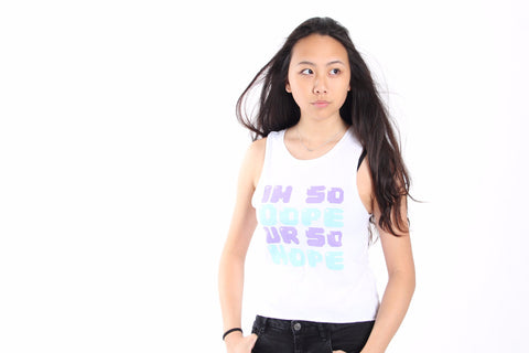 I'm So Dope Ur So Nope Muscle Tank