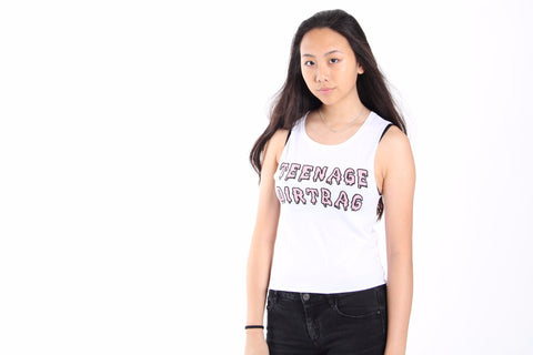 Teenage Dirtbag Muscle Tank