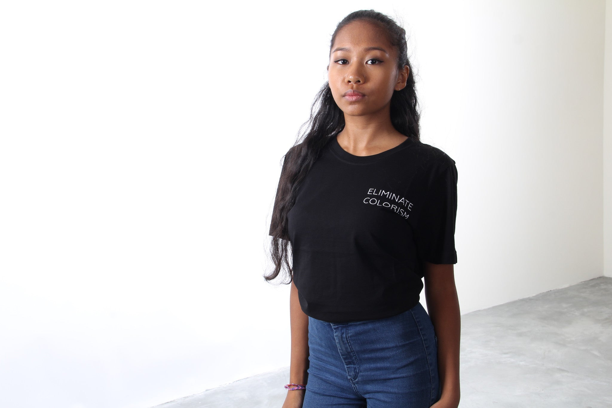 Eliminate Colorism Tee