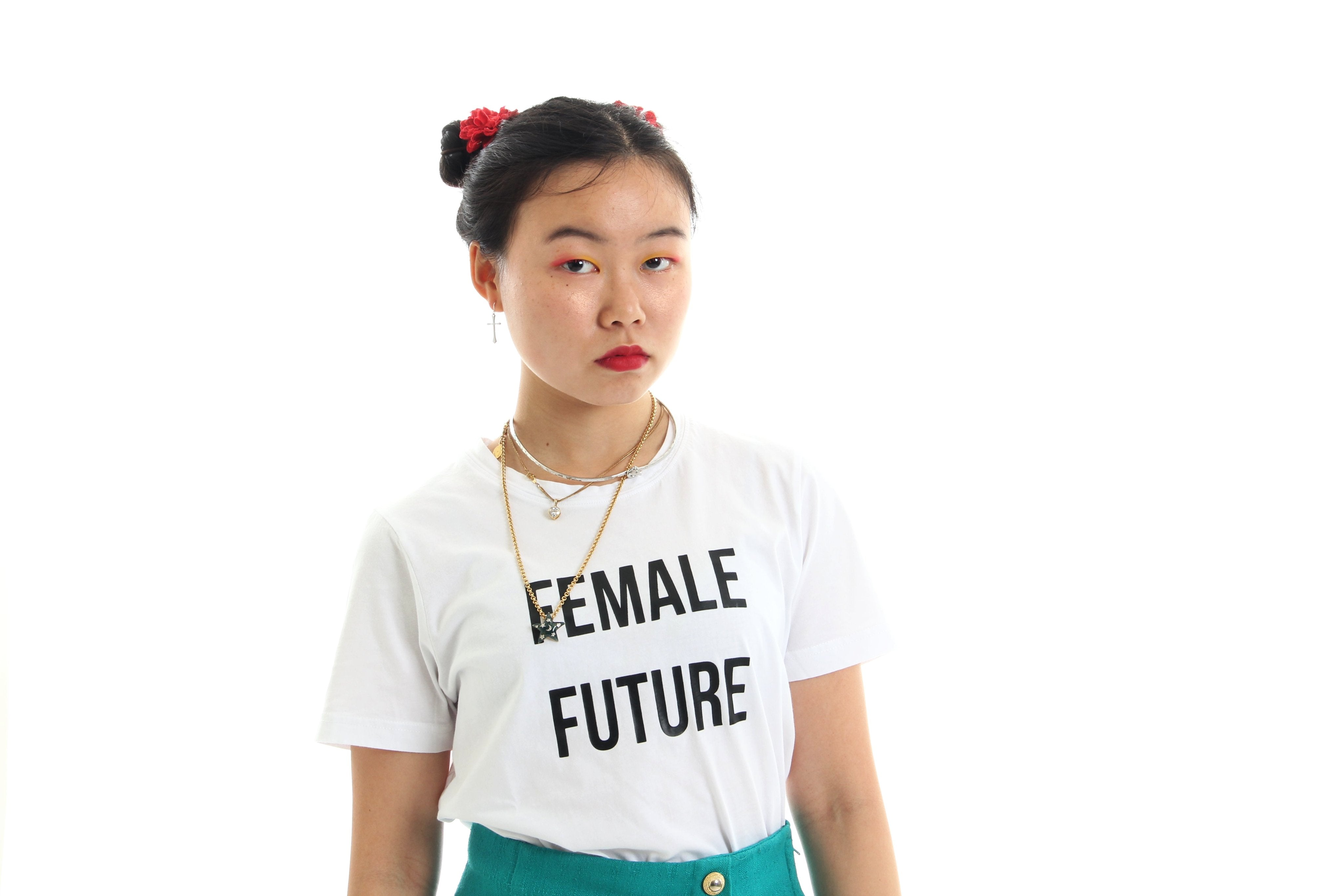 Female Future Tee