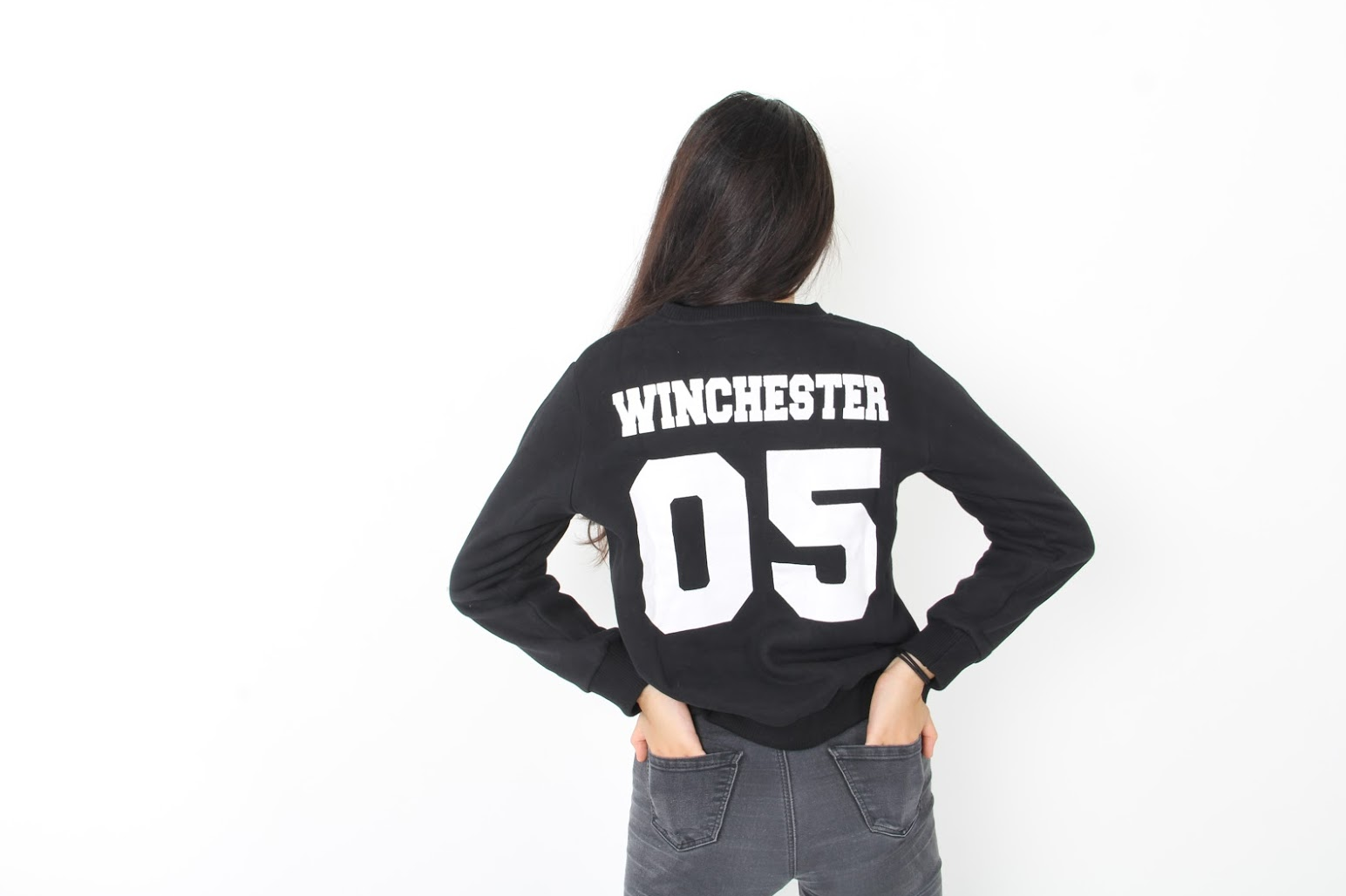 Winchester '05 Crewneck Sweater