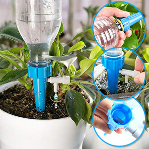 WaterPlant Auto Drip Irrigation System