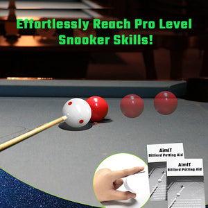 AimIT Billiard Potting Aid