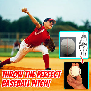 FastBall Flat-Sided Pitcher Training Baseball