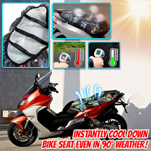 CoolBike Anti-Heat Motorcycle Seat Cover