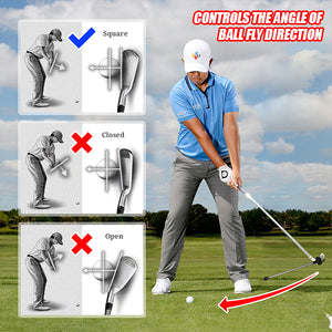 AimStraight Magnetic Golf Angle Tool