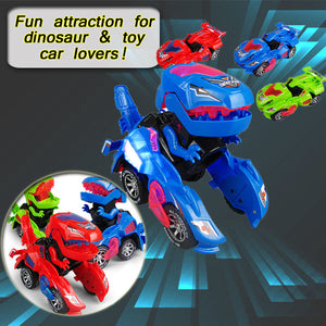 DinoRoarus Transforming Monster-Car
