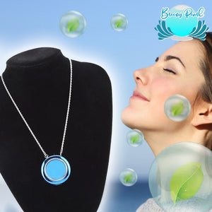 BreatheFresh Air Purifying Necklace