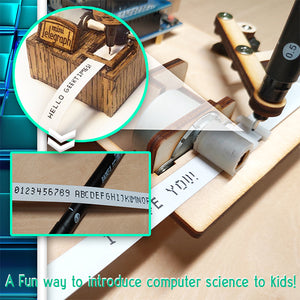 AutoWrite Mini DIY Writing Robot