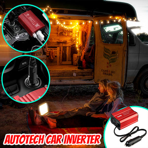AutoTech Car Inverter