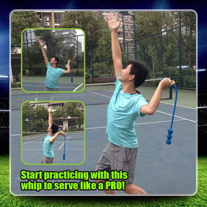 ServePRO Tennis Training Whip
