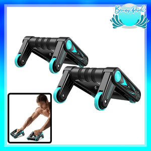4-Wheel Indoor Professional AB Roller
