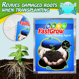 FastGrow Rapid Rooting Agent (5 packs)