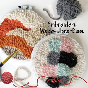StitchCraft One Punch Embroidery Needle