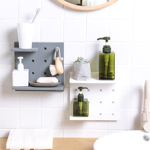 Ana Pegboard Shelf