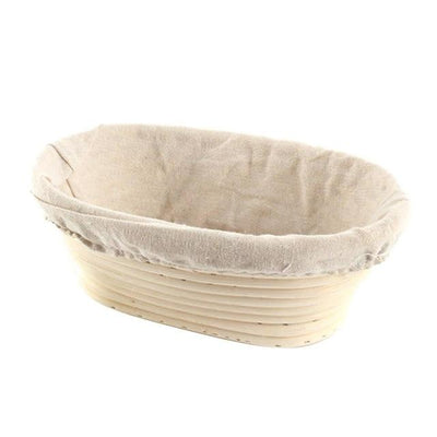 Bread Fermentation Rattan Basket Thumble 28x14x8cm