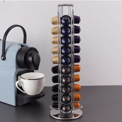 BrewPods™ | Coffee Capsule Rack-Thumble