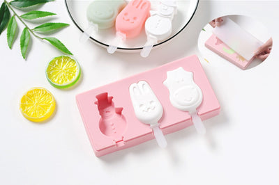 Frosty™ | Silicone Ice Cream Mold Thumble