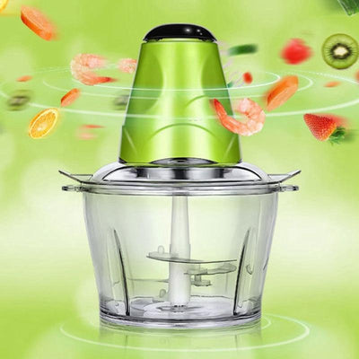 MeatChop™ Electric Meat Grinder Chopper Thumble