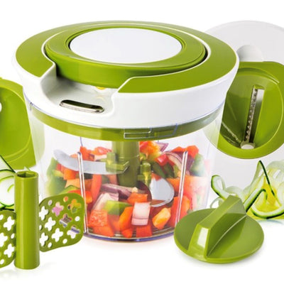 QuickCut™ | Quick Food Chopper-Thumble