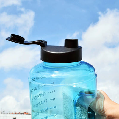 QuiFit™ </br> Time Stamped Water Bottle 100003293 Thumble