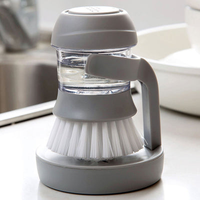 SoapScrub™ | Soap Dispenser Brush Scrubber-Thumble