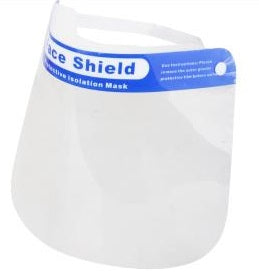 Face Shield with comfort sponge