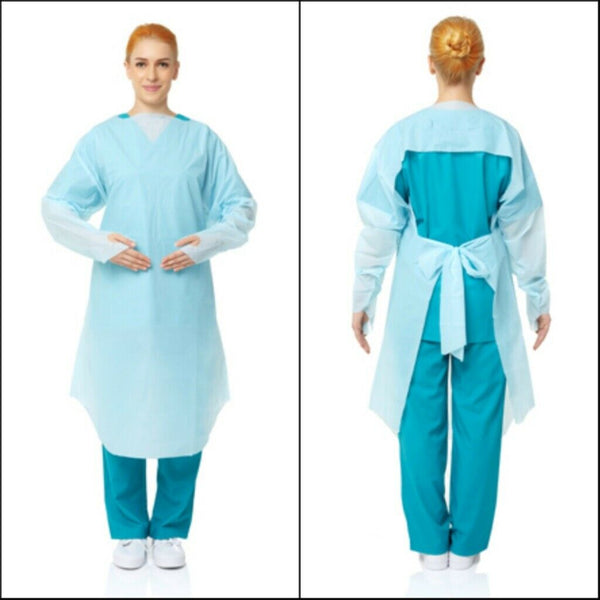 Disposable Isolation Gown CPE