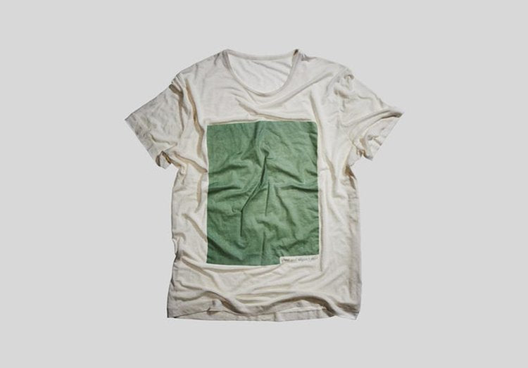 A 100% biodegradable T-shirt made From Algae and Plant