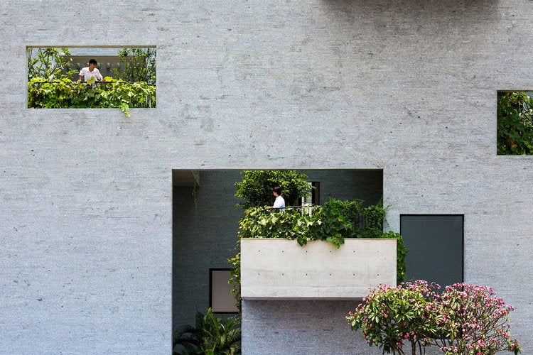 Bringing Greenery back to Vietnamese Architecture