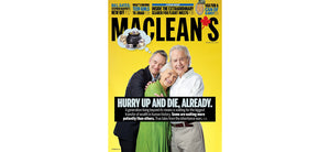 Macleans Magazine, March 2015