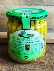 Basque Guindilla Peppers (370 ml)