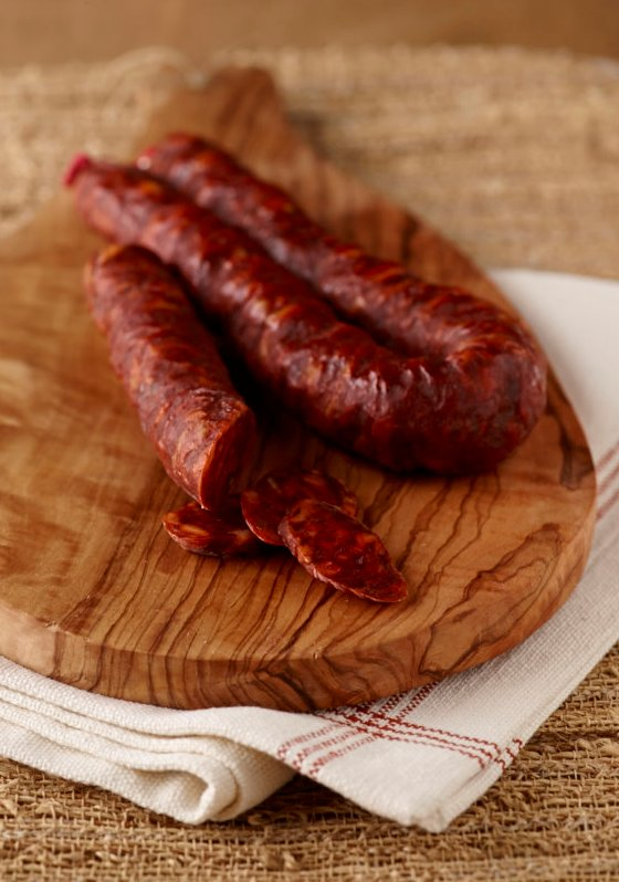 MARTINEZ Somalo Dry-Cured Chorizo (Hot) / Chorizo Fort Seche