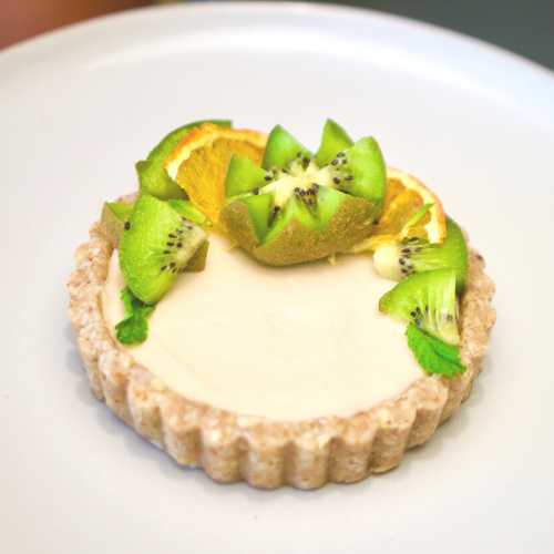 LEMONGRASS COCONUT TART