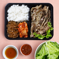 Marinated Beef Bulgogi Boss Meal