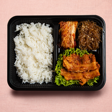 Load image into Gallery viewer, Spicy Pork Bulgogi Solo Meal