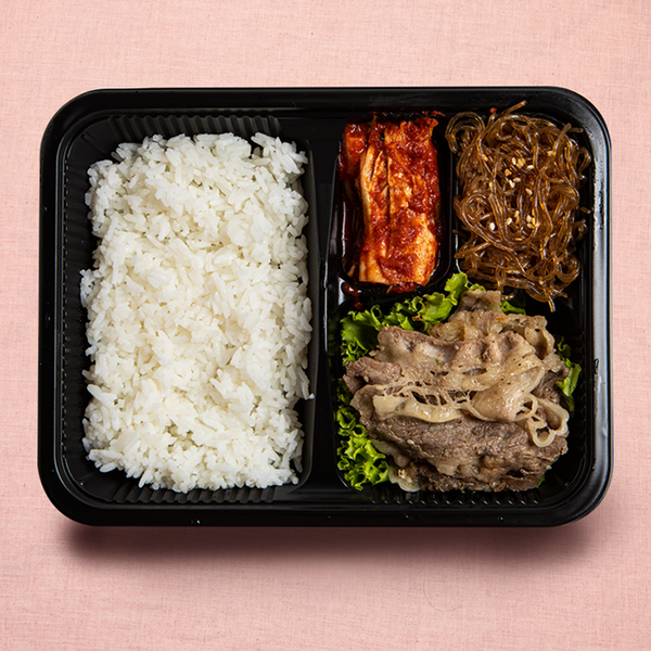 Marinated Beef Bulgogi Solo Meal