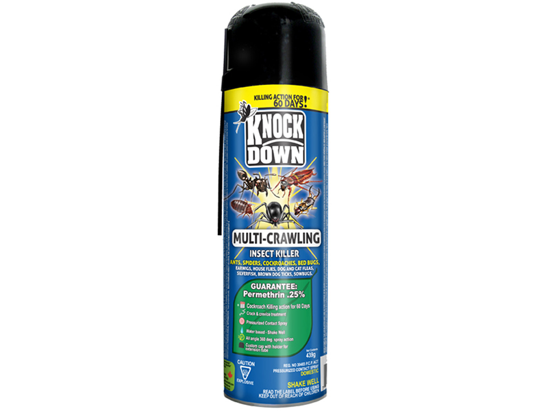 KnockDown - Multi-Crawling Insect Killer 439g