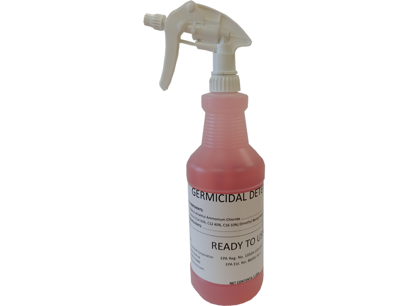 Germicidal Disinfectant Spray 1L