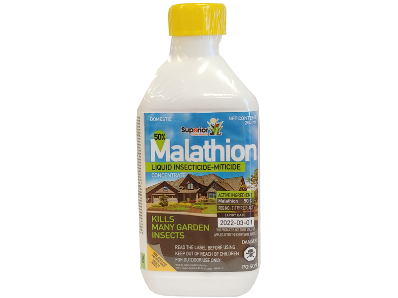 Tree and Garden Insecticide - Malathion Superior Brand