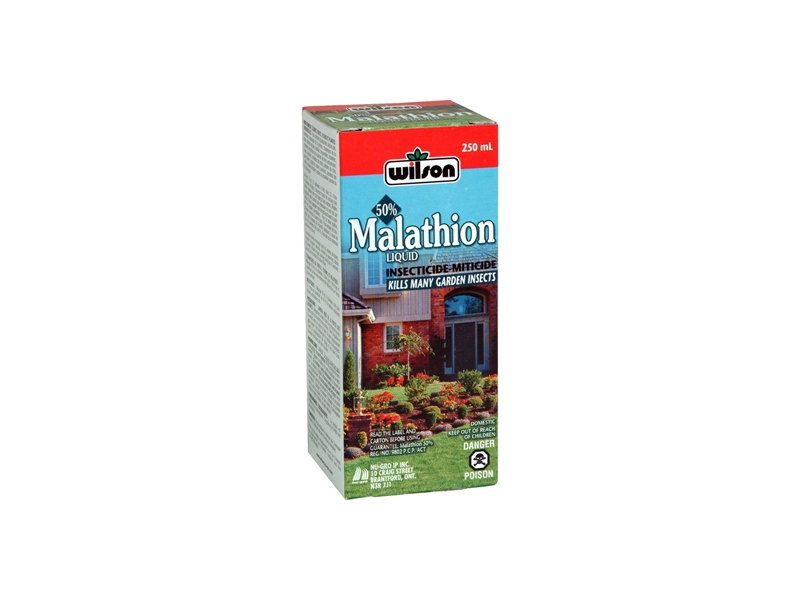 Tree and Garden Insecticide - Malathion - Wilson Brand