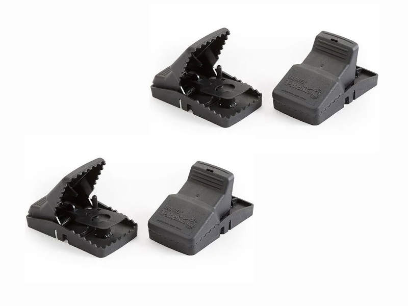T-Rex Rat Traps - 4pk - The Trapper® T-Rex Rat Trap is a state-of-the-art mechanical trap that offers superior rat capture.
