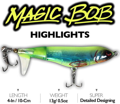 PowrCatch Magic Bob