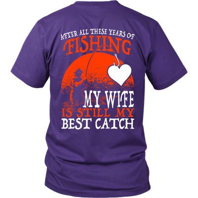 My Wife Is My Best Catch
