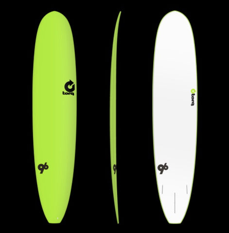 TORQ TET Long Soft 9'6