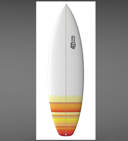 Matta Shapes DRVXL - The Driver XL 7'2''